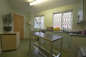 Consultation Room - Hopwood Veterinary Centre