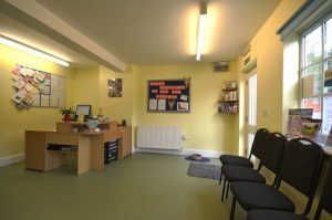 Reception - Hopwood Veterinary Centre